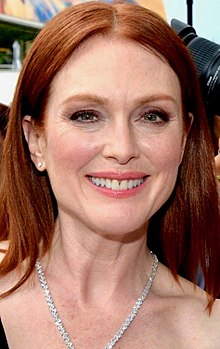 Accepted film red head actress