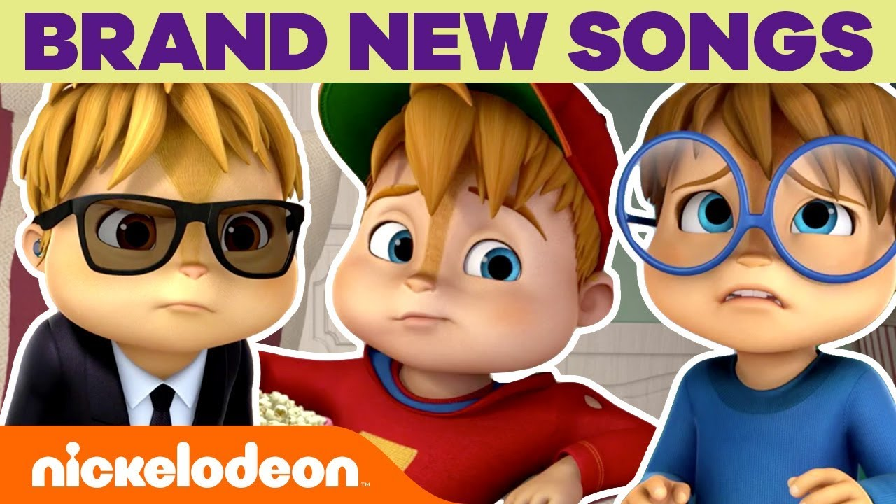 Alvin and the chipmunks nickelodeon songs