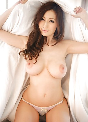 Busty and sexy asian porn